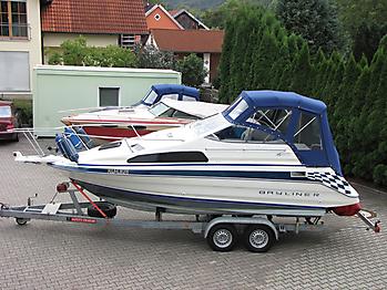 Verdeck Bayliner 2255 Persenning 01