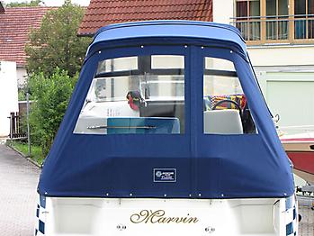 Verdeck Bayliner 2255 Persenning 16