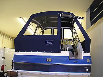 Verdeck Bayliner 2455 Persenning 05