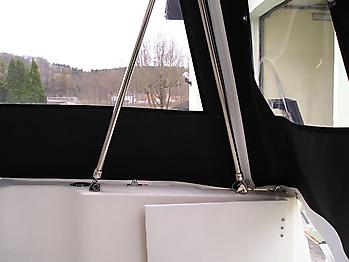 Verdeck Bayliner 2655 Persenning 19