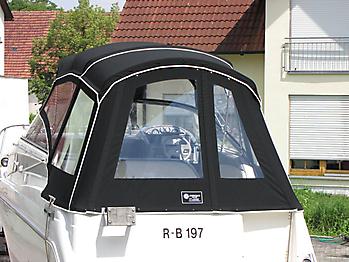 Verdeck Bayliner 2655 Persenning 16