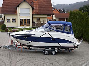 Verdeck Bayliner 265 Persenning 01