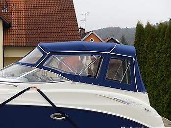 Verdeck Bayliner 265 Persenning 04