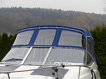 Verdeck Bayliner 265 Persenning 09