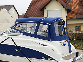 Verdeck Bayliner 265 Persenning 14