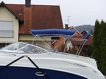 Verdeck Bayliner 265 Persenning 20