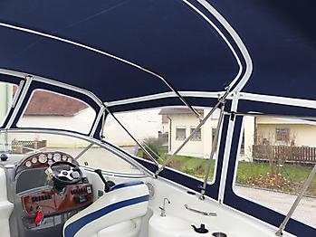 Verdeck Bayliner 265 Persenning 23
