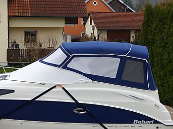 Verdeck Bayliner 265 Persenning 29