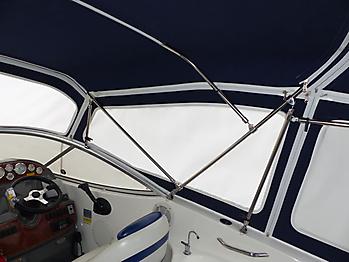 Verdeck Bayliner 265 Persenning 33