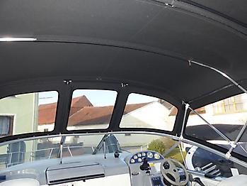 Verdeck Bayliner 265 Originalgestänge 15