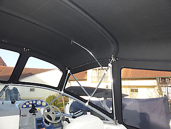 Verdeck Bayliner 265 Originalgestänge 16