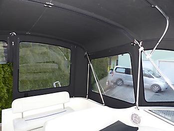 Verdeck Bayliner 265 Originalgestänge 17