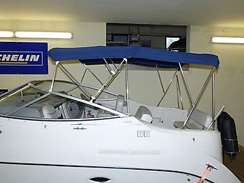 Verdeck Bayliner 265 Originalgestänge 18