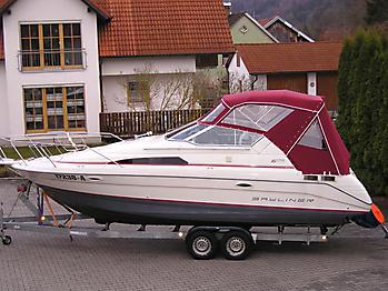 Bootsverdeck Bayliner 2755 Verdeck 01