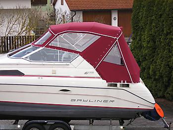 Bootsverdeck Bayliner 2755 Verdeck 03