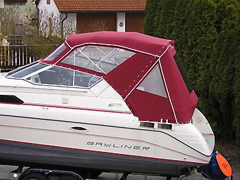 Bootsverdeck Bayliner 2755 Verdeck 04