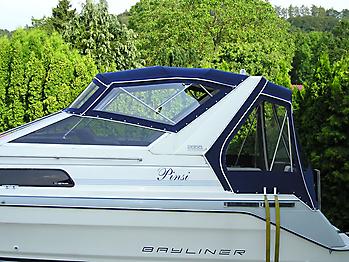 Verdeck Bayliner 2855 Persenning 03