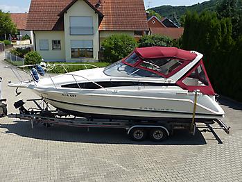 Verdeck Bayliner 2855 Bootsverdeck 01