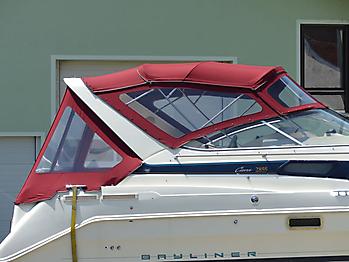 Verdeck Bayliner 2855 Bootsverdeck 13