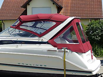 Verdeck Bayliner 2855 Bootsverdeck 15