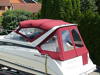 Verdeck Bayliner 2855 Bootsverdeck 18