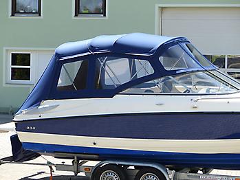Verdeck Bayliner 652 Cuddy Bootsverdeck Persenning 15