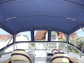 Verdeck Bayliner 652 Cuddy Bootsverdeck Persenning 26