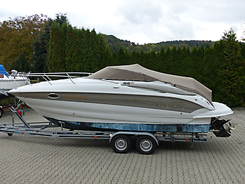 Camperverdeck Crownline 250 CR Sunbrella Plus Taupe 28