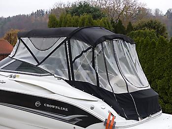 Altes Originalverdeck Crownline 250 CR zum Vergleich 06