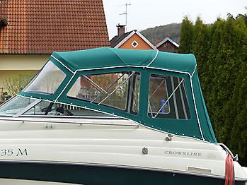 Verdeck Crownline 268 CR Persenning 04