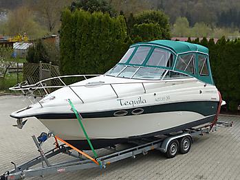 Verdeck Crownline 268 CR Persenning 05