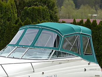 Verdeck Crownline 268 CR Persenning 06