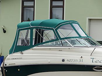 Verdeck Crownline 268 CR Persenning 13