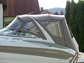 Verdeck Crownline 270 CR Bootsverdeck Persenning 05