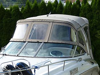 Verdeck Crownline 270 CR Bootsverdeck Persenning 08