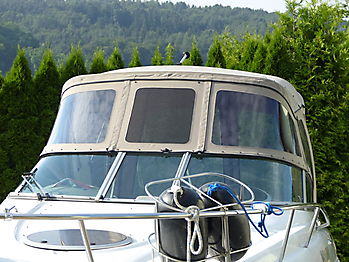 Verdeck Crownline 270 CR Bootsverdeck Persenning 23