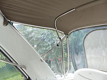 Altes Originalverdeck Crownline 270 CR zum direkten Vergleich 07