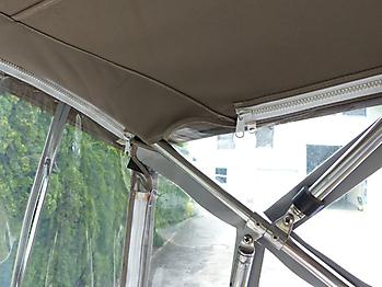 Altes Originalverdeck Crownline 270 CR zum direkten Vergleich 10