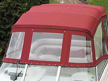 Verdeck Doral 250 SE Persenning 10