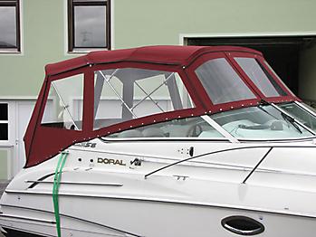 Verdeck Doral 250 SE Persenning 12
