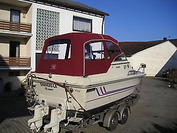 Verdeck Fjord 24 Persenning  02