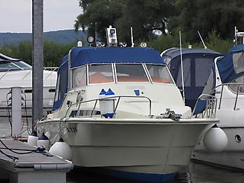 Verdeck Fjord 30 WE Persenning  01