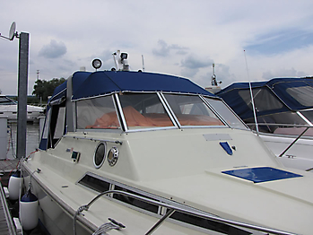Verdeck Fjord 30 WE Persenning  02