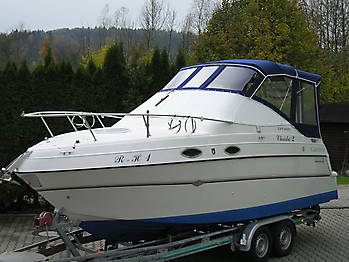 Verdeck Four Winns 238 Vista Persenning  02