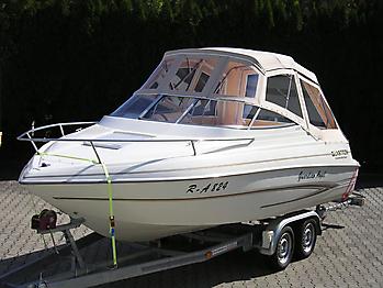 Verdeck Glastron GS 209 Persenning 04