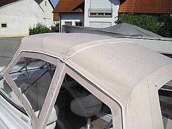 Verdeck Glastron GS 209 Persenning 07