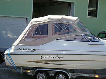 Verdeck Glastron GS 209 Persenning 12