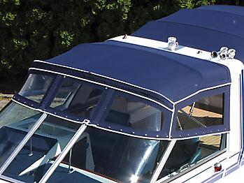 Verdeck Hilter Royal 840T Persenning 07