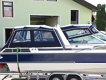 Verdeck Hilter Royal 840T Persenning 11