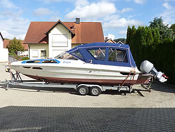 Verdeck Hohmann H9 Bootsverdeck Persenning 03